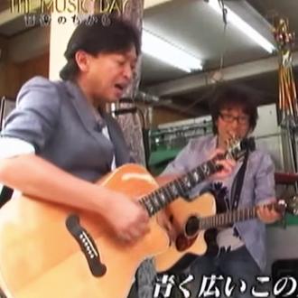 【動画】流しのギタリスト「坂崎茂」が俺的に話題。