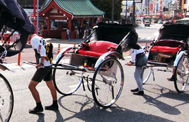 【結婚式】浅草ならではの人力車が嬉しい、東京都内で挙げる神社挙式総まとめ。
