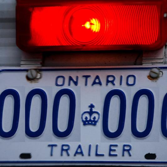 【ニュース】車やバイクのナンバープレートがクリア(透明)タイプでも罰金の対象になる恐れ