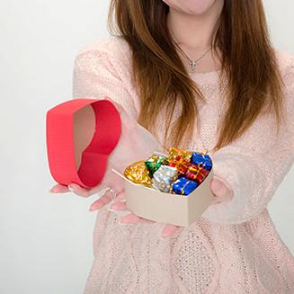 【画像】バレンタインでプレゼントされた「キモチョコ」がtwitter上で話題にw