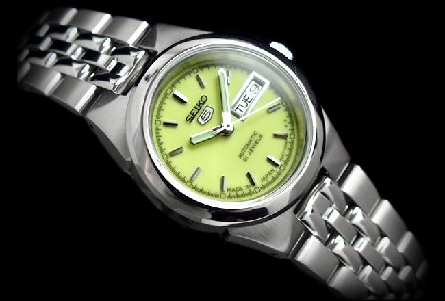【時計】新社会人にもオススメしたい安くても高品質な機械式時計!逆輸入版「SEIKO5」