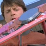 【動画】バック・トゥ・ザ・フューチャーのホバーボードがついに完成したってよ!!